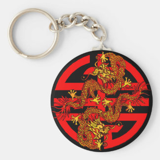 Protection Seal Keychain