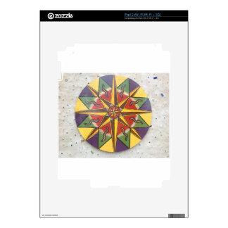 Protection Star Mandala Skins For The iPad 2