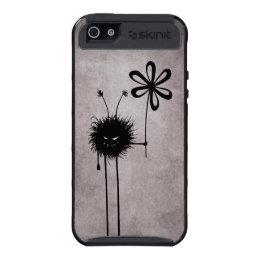 Protective Evil Flower Bug Vintage Case For iPhone 5