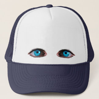 PROTECTIVE EYES Series Trucker Hat