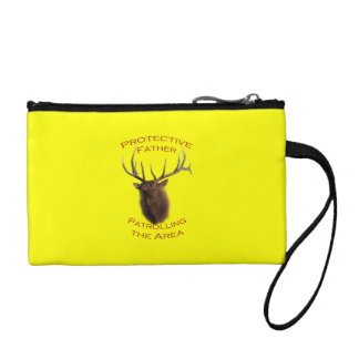 Protective Father Coin Purse