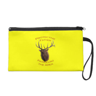 Protective Father Wristlet