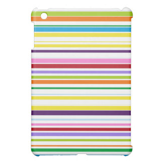 Protective iPad Mini Cases - Colorful Striped