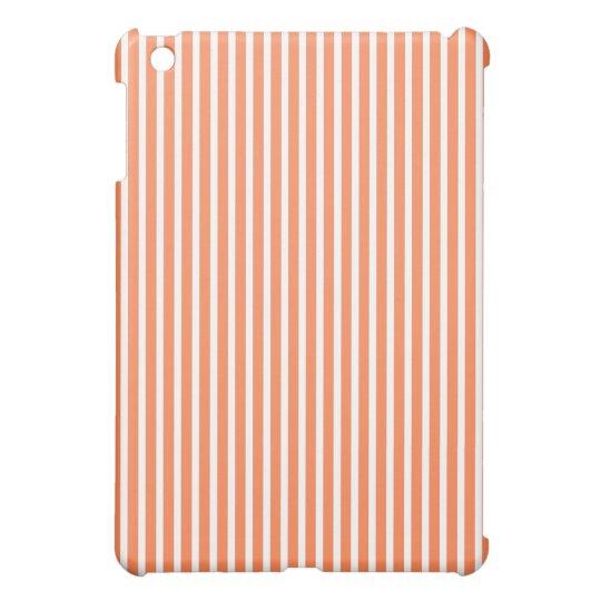 Protective iPad Mini Cases - Orange Striped