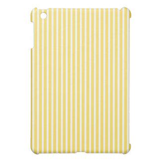 Protective iPad Mini Cases - Yellow Striped