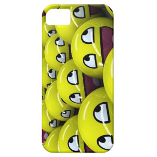 Protective layer smile iPhone SE/5/5s case