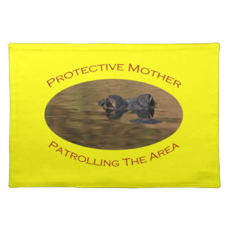 Protective Mother Cloth Placemat