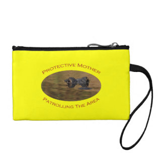 Protective Mother Coin Wallet