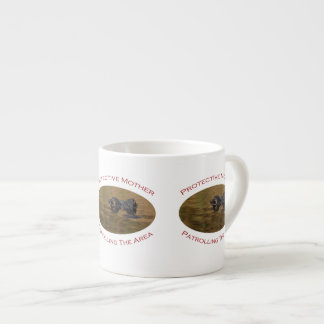 Protective Mother Espresso Cup