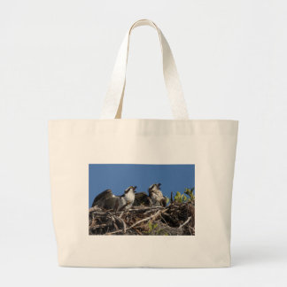 Protective Parents Large Tote Bag