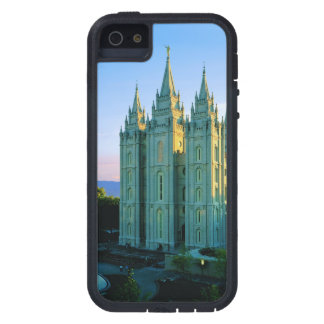 Protective Phone Temple Salt Lake City iPhone SE/5/5s Case