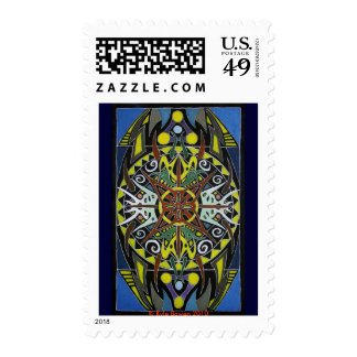 Protective Shield Stamp