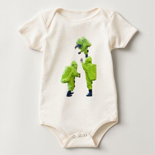 protective suit baby bodysuit