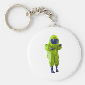 protective suit keychain