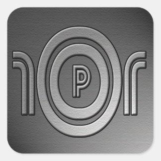 Protector 101 Logo Sticker