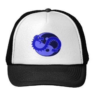 Protector 2 de Yin Yang Gorros Bordados