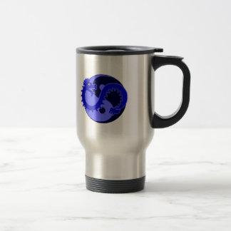 Protector 2 de Yin Yang Taza De Café