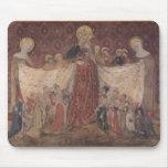 Protector de la Virgen, c.1417 Mouse Pad