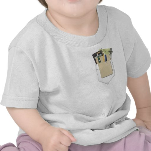 Protector del bolsillo camisetas
