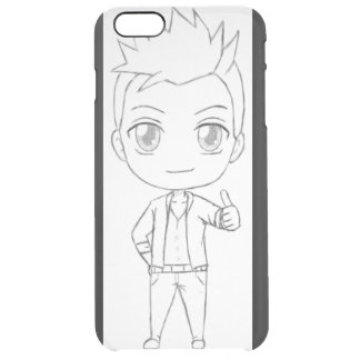 Protector for iPhone 6 extra style animates Clear iPhone 6 Plus Case
