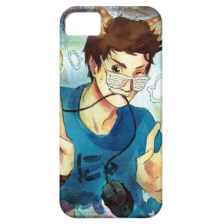protector of iPhone elrubiusOMG iPhone SE/5/5s Case