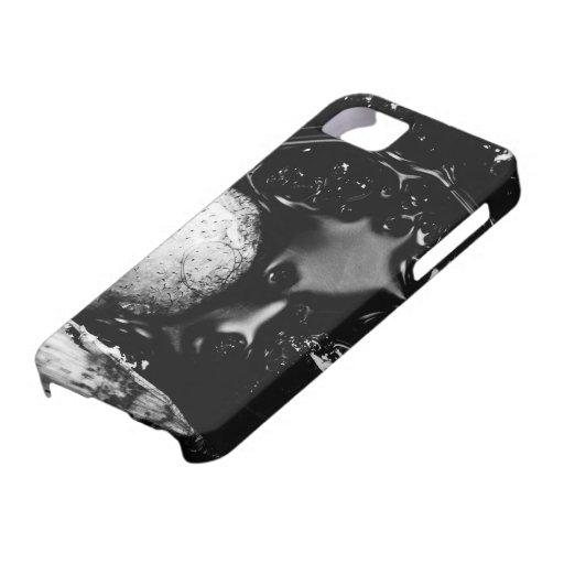 protector oscuro iPhone 5 cárcasa