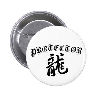 Protector Pins