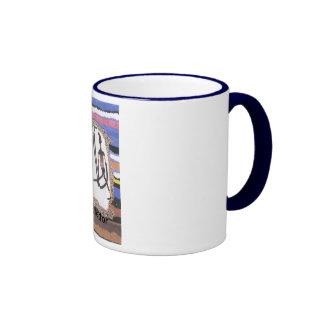 Protector Ringer Coffee Mug