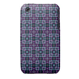 Protectores púrpuras iPhone 3 Case-Mate fundas