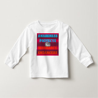 protects toddler shirt