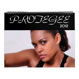 Protegee 2012 Homage Calendar