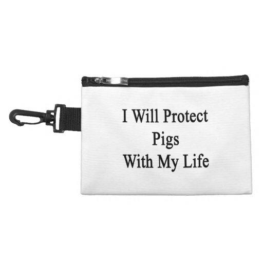 Protegeré cerdos con mi vida