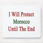 Protegeré Marruecos hasta el extremo Tapete De Raton
