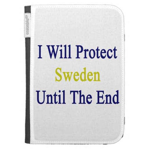 Protegeré Suecia hasta el extremo