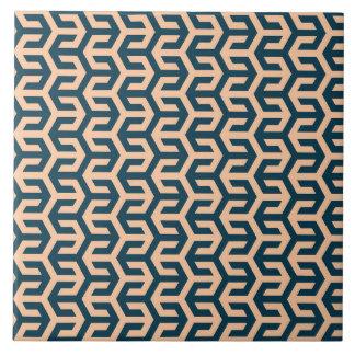 Protegido confiando en inteligente contrapesado azulejo cuadrado grande