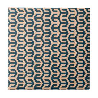 Protegido confiando en inteligente contrapesado azulejo cuadrado pequeño