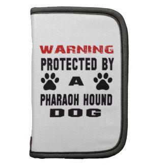 Protegido por un perro de caza del Pharaoh Planificador