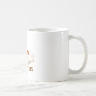 Protein Classic White Coffee Mug