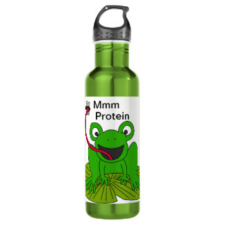 Protein Frog Gym Water Bottle