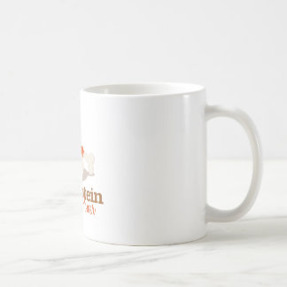 Protein Power Classic White Coffee Mug