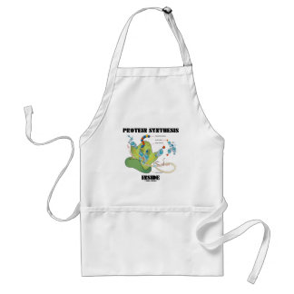 Protein Synthesis Inside (Cell Biology) Adult Apron