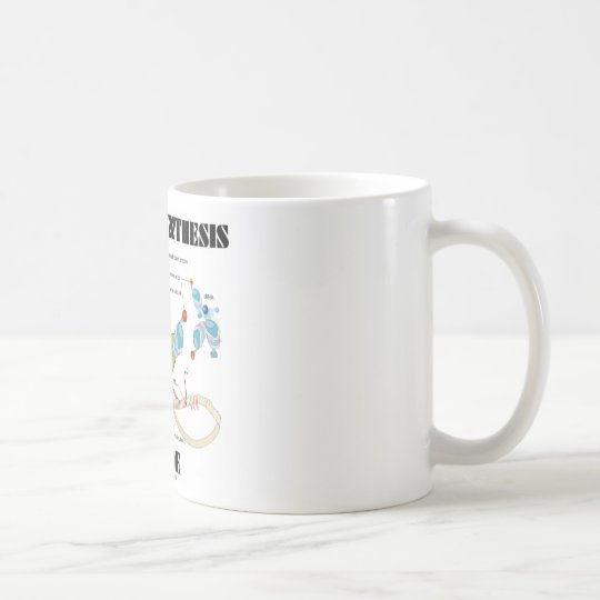 Protein Synthesis Inside (Cell Biology) Coffee Mug