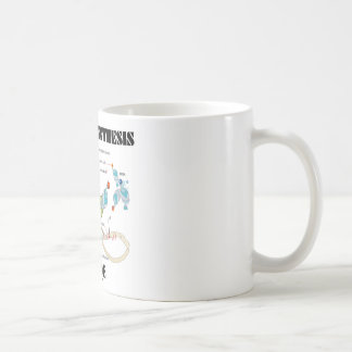 Protein Synthesis Inside (Cell Biology) Mug