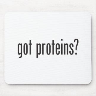proteínas conseguidas alfombrilla de ratones