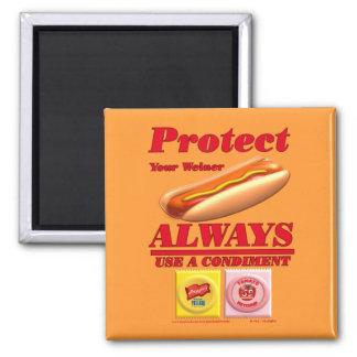 Proteja a su Weiner Iman