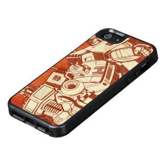 Proteja/destruya Funda Otterbox Para iPhone 5/5s/SE