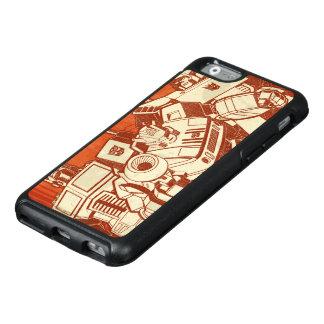 Proteja/destruya Funda Otterbox Para iPhone 6/6s