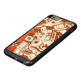 Proteja/destruya Funda Otterbox Para iPhone 6/6s Plus