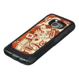 Proteja/destruya Funda Otterbox Para Samsung Galaxy S7