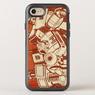 Proteja/destruya Funda OtterBox Symmetry Para iPhone 7
